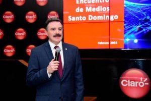 Claro presenta un plan para invertir RD$57,000 MM en Rep. Dominicana