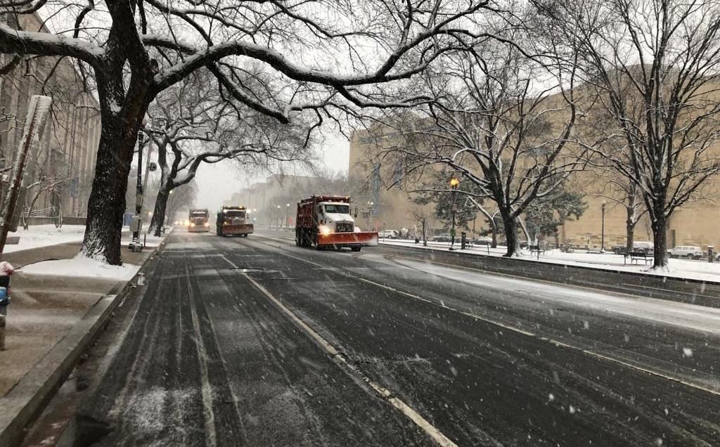 EE.UU: Tormenta invernal azota a 39 estados; afecta 200 millones personas