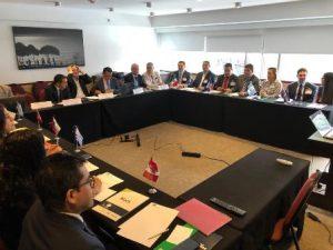 PERU: Director ONDA participa cónclave de directores oficinas similares