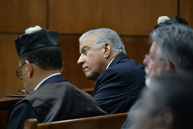 Abogados de Bautista piden incluyan a Reynaldo en el caso Odebrecht