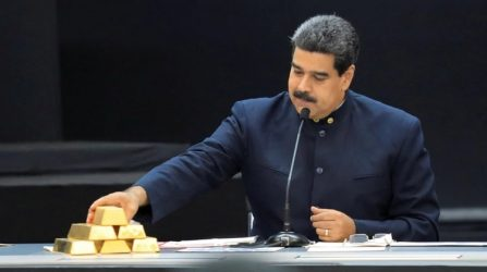 VENEZUELA: FMI congela 400 millones de dólares al régimen de Nicolás Maduro