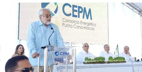Consorcio inaugura proyecto energético con inversión de 140 millones dólares