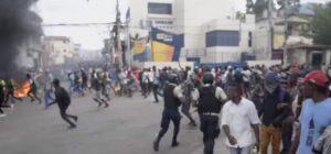 Lamentan en Haití muertes en protestas por crisis combustible