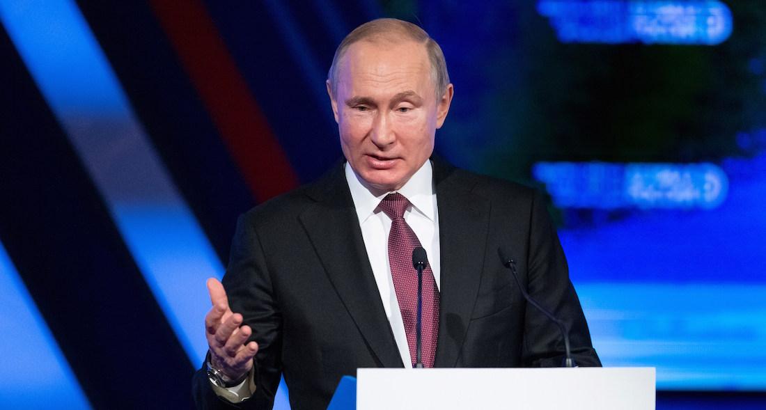Putin advierte que Rusia apuntará a EE.UU. si despliega misiles en Europa