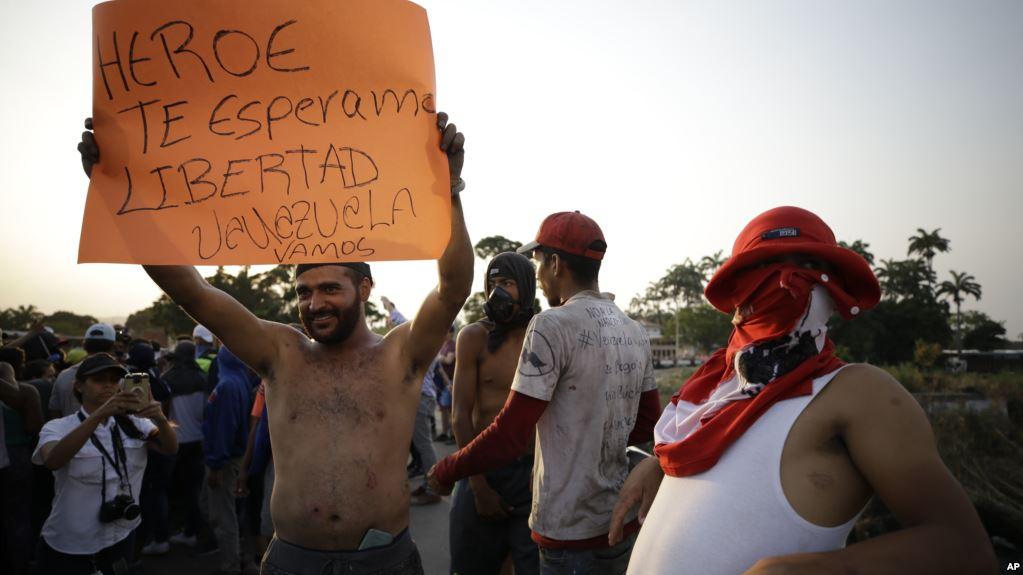 Rusia reitera que EEUU prepara una intervención militar a Venezuela