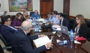 Comisión Senado prepara informe sobre Proyecto Erradicación Comercio Ilícito