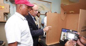 JCE dice primera fase auditoría voto automatizado concluirá este lunes