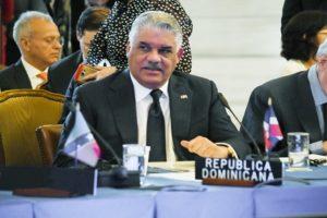 MIAMI: Canciller Vargas Maldonado participará en Foro Estratégico Mundial