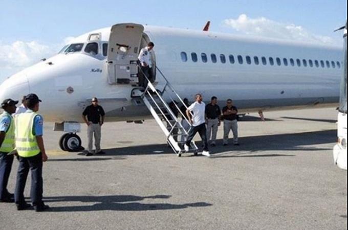 Llegan a la República Dominicana otros 80 deportados desde Estados Unidos