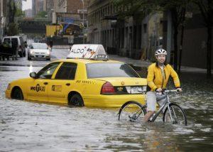 Manhattan crecerá hacia el sur para sobrevivir a efectos cambio climático