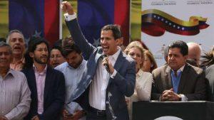 """VENEZUELA: Guaidó llamó a prepararse para """"la fase máxima"""" contra Maduro"""