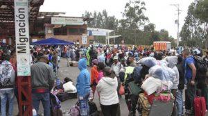 Ecuador acogerá reunión regional sobre la migración de Venezuela