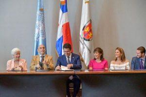 ADN y ONU ampliaron programa de transparencia y fortalecimiento institucional
