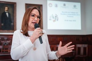 Directora Pasaportes dice estar segura de que Danilo Medina se repostulará