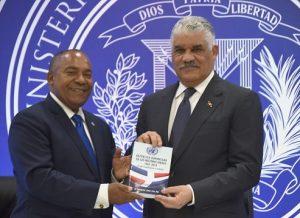 Canciller de la RD preside presentación libro sobre RD en la ONU