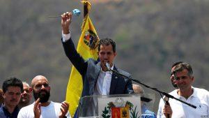 Guaidó no reconoce inhabilitación para ejercer cargos públicos por 15 años