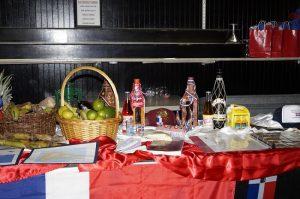 TEXAS: Primera Parada exhibe gastronomía y productos dominicanos