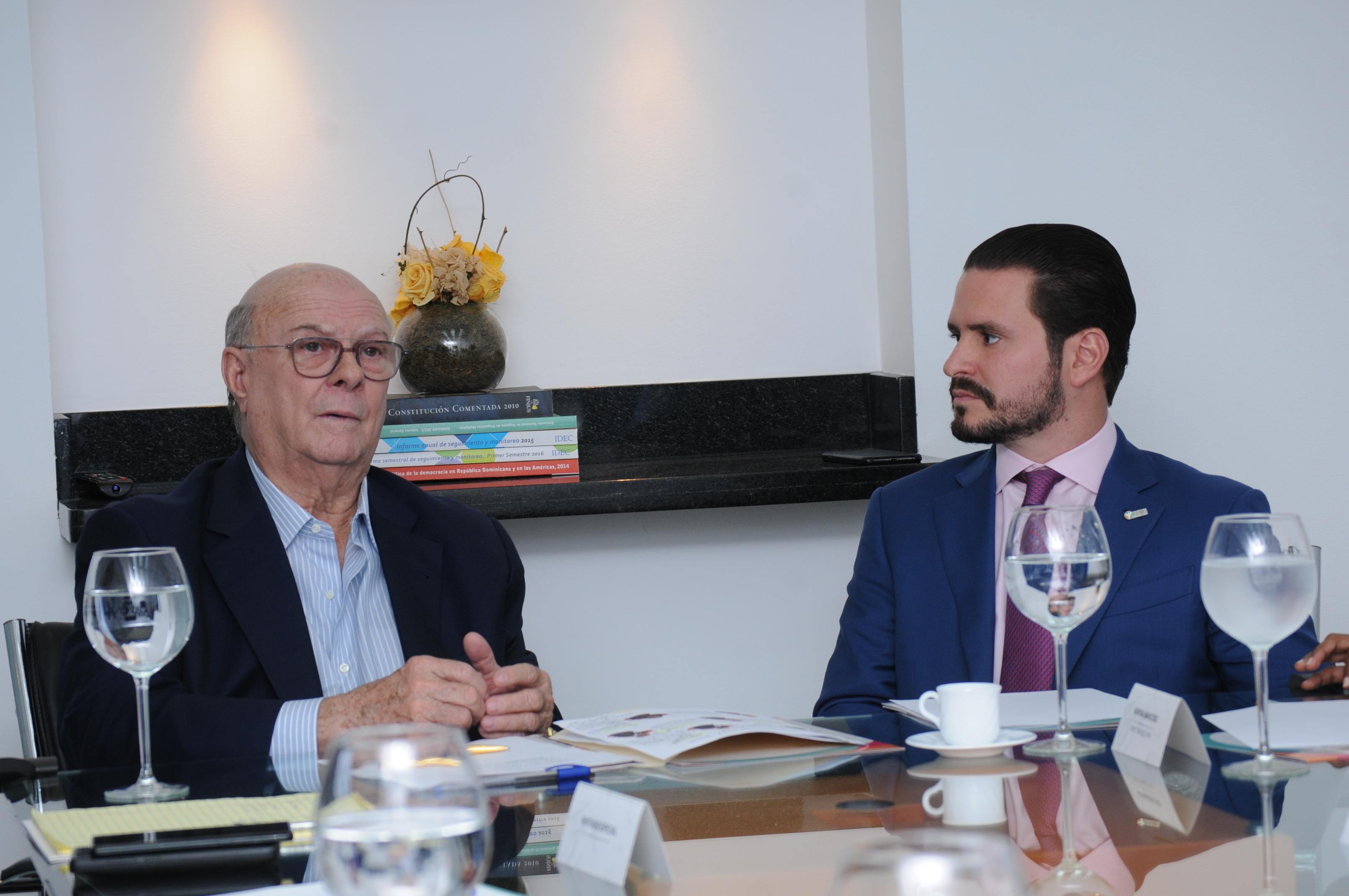 Hipólito Mejía dice visitas sorpresa no aportan nada a República Dominicana