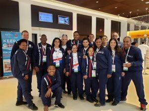 ABU DHABI: RD participa con amplia delegación enOlimpíadas Especiales