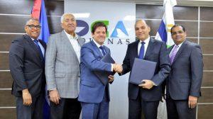 Aduanas y agentes de carga firman acuerdo para el ejercicio ético