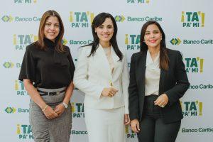 Banco Caribe inicia campañaque promueve el ahorro