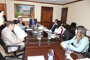 Senadores escuchan al CONEP y AIRD sobre proyecto de ley de Declaración Patrimonial y Revalorización