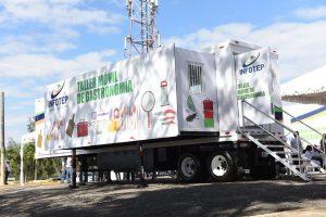 Infotep lleva a Los Alcarrizos sus cursos móviles de capacitación