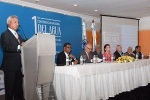 Ministro dice R.Dominicana acelera reformas y modernización sector agua