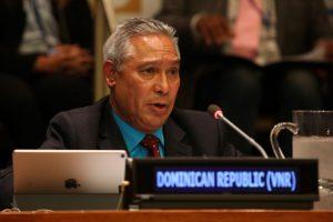 Ministro Economía ve implementación ODS está lejos, aunque se han logrado avances