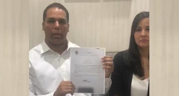 """Juez formaliza su denuncia de que fue  """"contactado"""" por Miriam Germán Brito"""