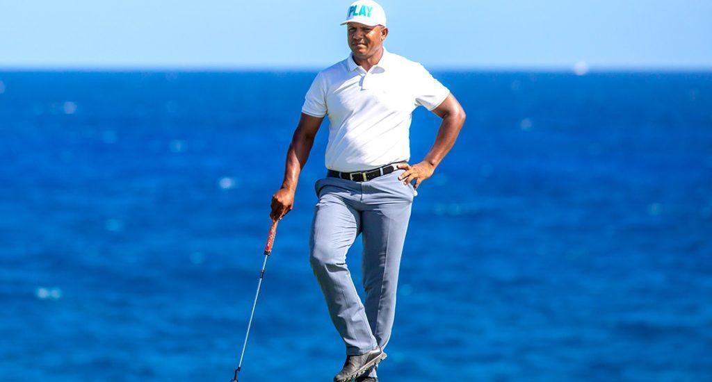 Tony Romo abre con 79 en su segundo torneo del PGA Tour