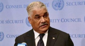 R.Dominicana ratifica apoyo resolución ONU contra armas destrucción masiva
