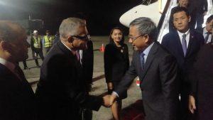 Llegó a R.Dominicana una misión  de 35 personas de Rep. China Popular