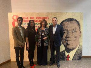 ESPAÑA: PSOE dedica un premio en honor al dominicano Peña Gómez