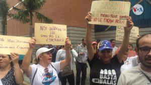 VENEZUELA: Sábado de protestas en varias ciudades contra los apagones