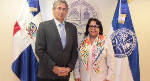 UASD y Universidad de Alcalá fortalecerán cooperación