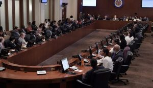 EEUU asume presidencia Consejo Permanente OEA en medio crisis en Venezuela