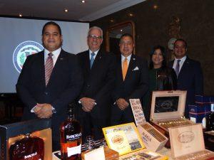 COLOMBIA: Embajada dominicana ofrece cata de tabacos y rones