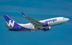 Aerolínea de Colombia, Wingo, aumenta su presencia en República Dominicana