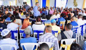Abinader dice «en el Gobierno del Cambio» se hará cumplir cada ley