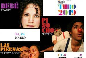 «Teatro por un Tubo» este fin de semana presentado por Guloya