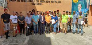 Pro Consumidor exige Ayuntamientos intervenir los mercados dominicanos