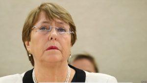 Alta Comisionada ONU dice sanciones de EEUU pueden agravar crisis Venezuela