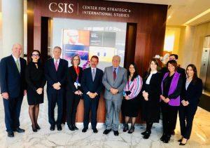 Informe del CSIS destaca desarrollo de RD gracias a estabilidad democrática