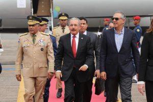 El presidente Donald Trump interesado en comercio con RD, dice Danilo Medina