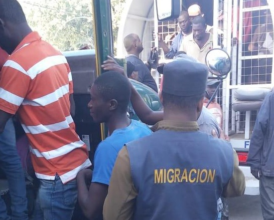 DGM detiene a unos 869 extranjeros durante intervenciones en provincias