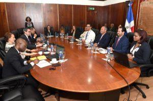 CDEEE informa al FMI de avances en el sector eléctrico en R.Dominicana