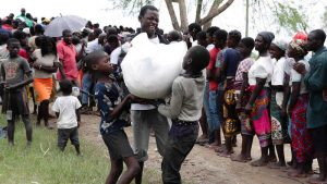 MOZAMBIQUE: Ciclón Idai devasta parte infraestructura y complica ayuda