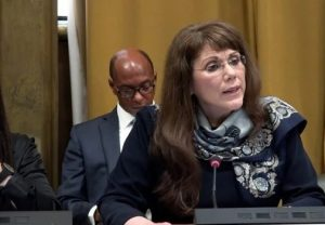 GINEBRA: EEUU acusa a Rusia, China y Cuba de apoyar «exrégimen» de Maduro