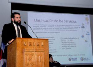 MICM destaca importancia exportación de los servicios para la economía